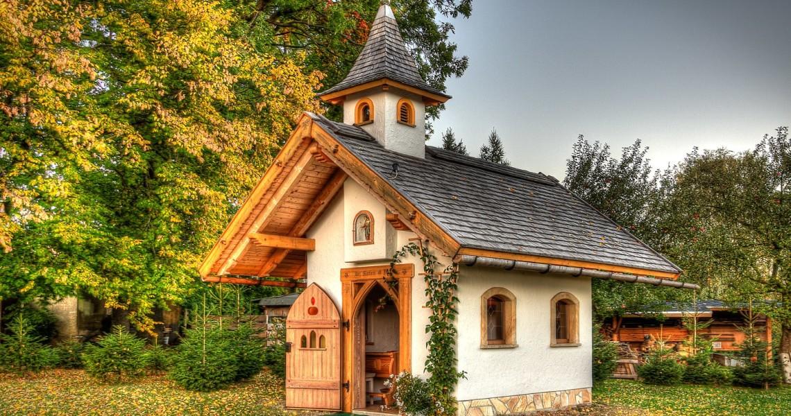 Die kleinste katholische Kapelle Deutschland's