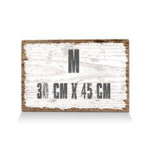 M (30cmx45cm)