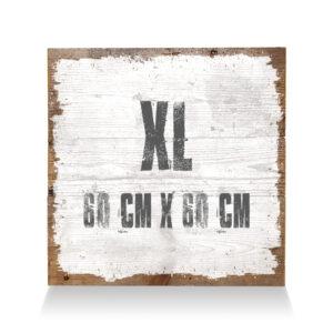 XL (60cmx60cm)