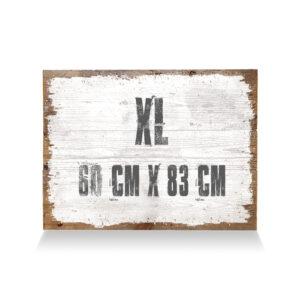 XL (60cmx83cm)