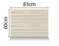 XL (60 x 83cm)